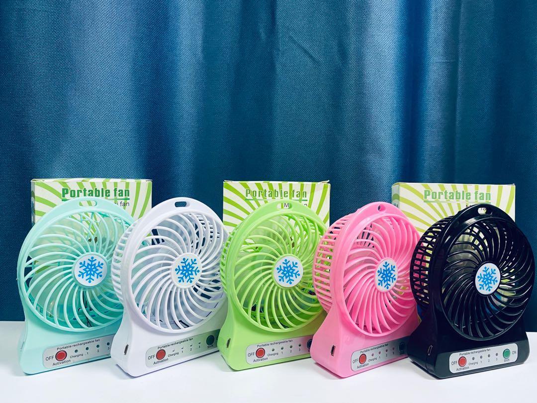3大便攜風扇選購貼士